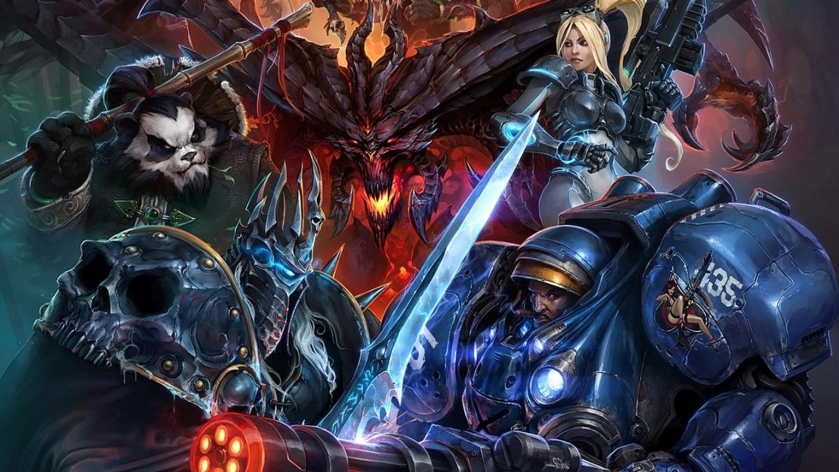 Blizzard и Facebook проведут турнир по Heroes of the Storm для студентов