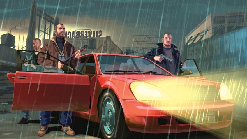 Vladivostok FM в Grand Theft Auto IV изменилось до неузнаваемости
