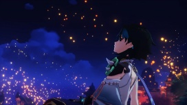 Авторы Genshin Impact показали сюжетную сцену с Праздника Морских Фонарей