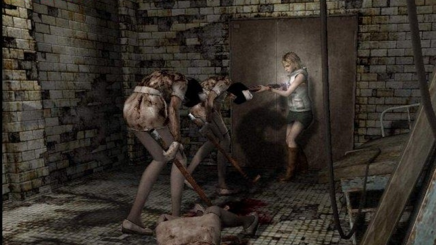 Silent Hill3 на PC