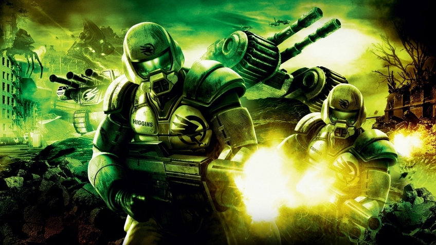 EA намерена вернуть Command & Conquer на РС