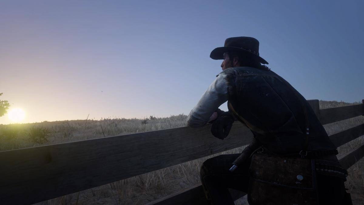 В Red Dead Online появится мирный режим