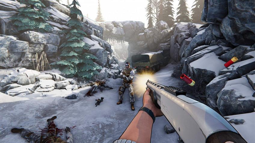 Новый геймплейный трейлер ремейка XIII посвятили оружию