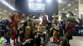 Blizzard едет на «Игромир»