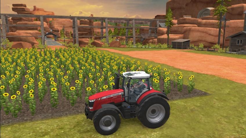 Мобильная Farming Simulator18 выйдет в начале следующего месяца