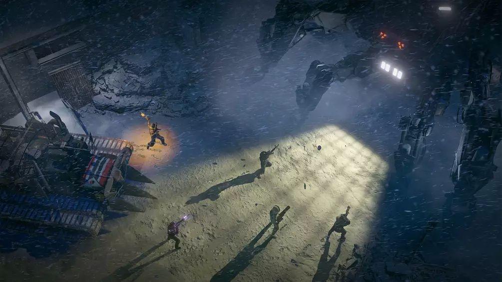 Авторы Wasteland3 рассказали о создании персонажей и улучшении танков