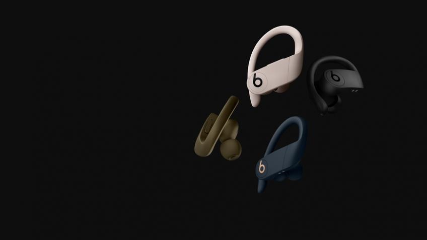 Официально представлены наушники Beats Powerbeats Pro с яблочной начинкой