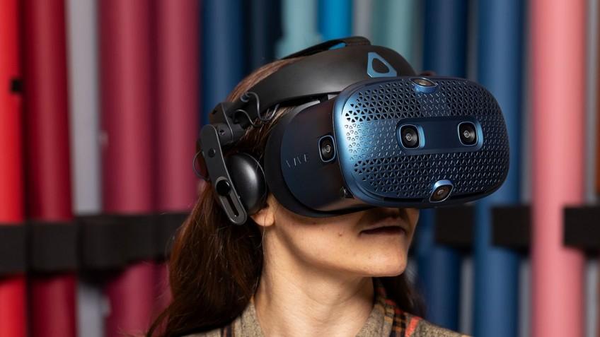 HTC выпустила обновлённые VR-шлемы Vive Cosmos