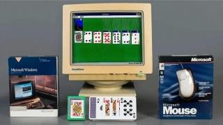 Тридцать лет назад вышла Windows3.0 и первый «Солитёр»