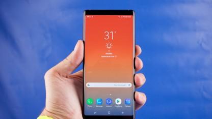 Официально представлен смартфон Samsung Galaxy Note9