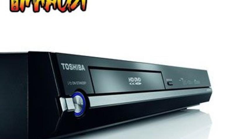 Toshiba продвигает HD DVD