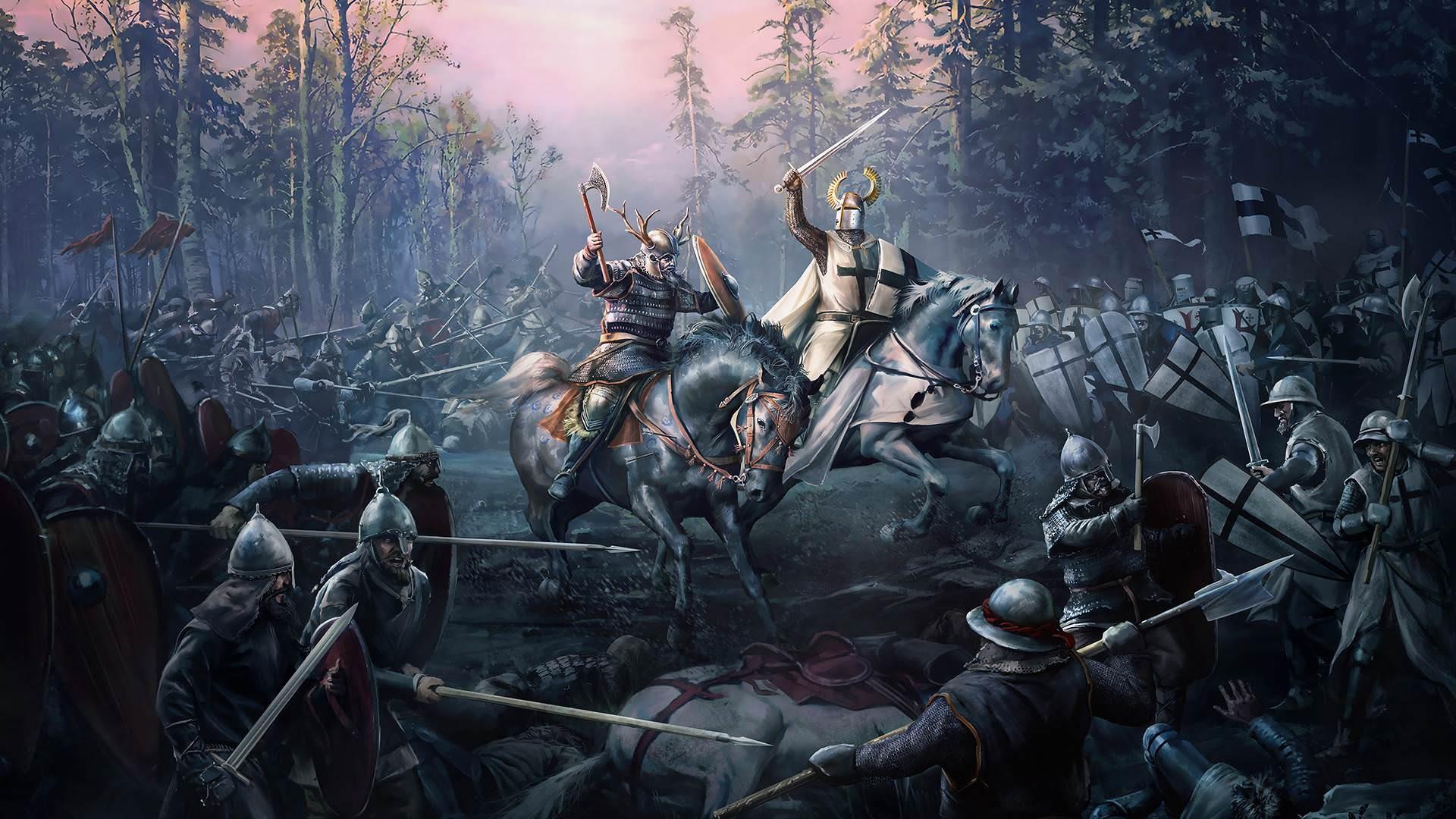 Дополнение The Reaper's Due для Crusader Kings2 раздают бесплатно
