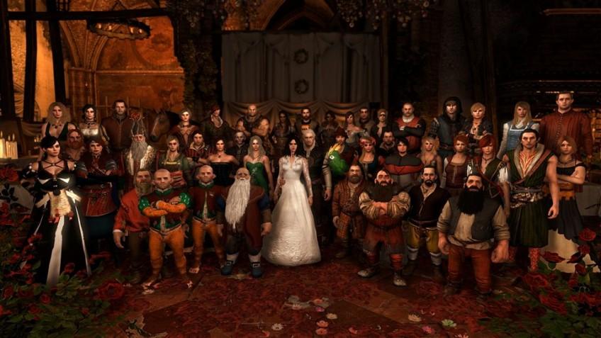 Опубликован фрагмент модификации «Прощание Белого Волка» к The Witcher2