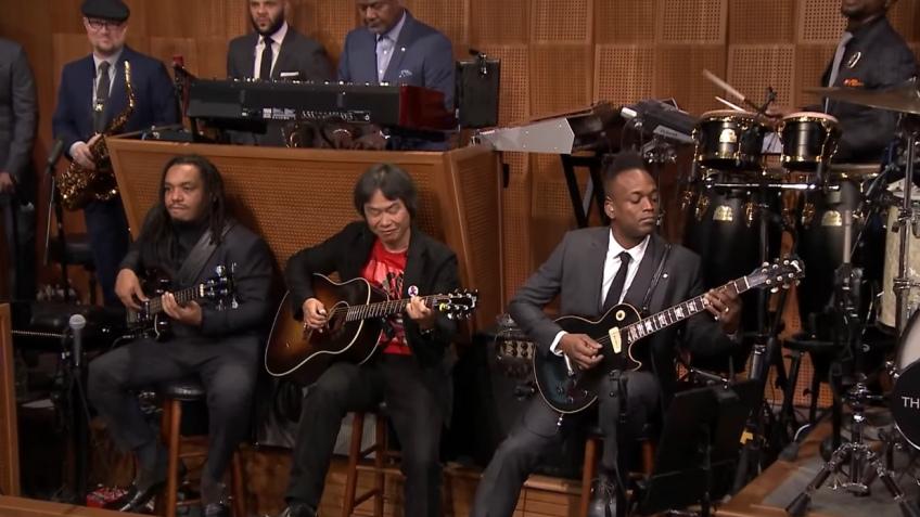 На шоу Джимми Фэллона побывали Сигэру Миямото и Nintendo Switch (обновлено)