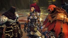 В новом трейлере Darksiders III появились Война и Смерть
