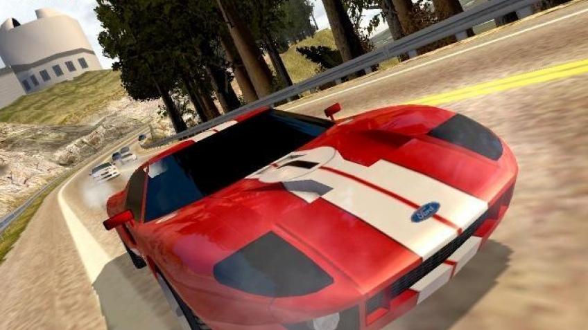 Видеоролик Ford Racing2