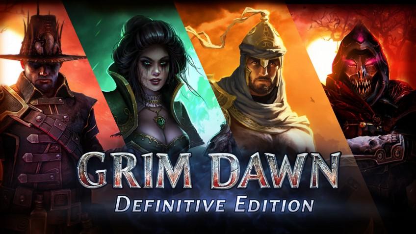 Вышло улучшенное издание Grim Dawn