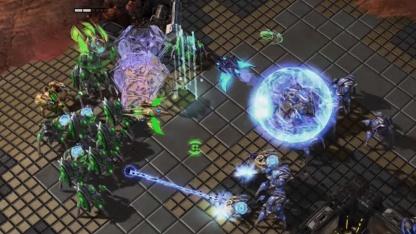 Искусственный интеллект DeepMind научился играть в StarCraft II на уровне лучших геймеров