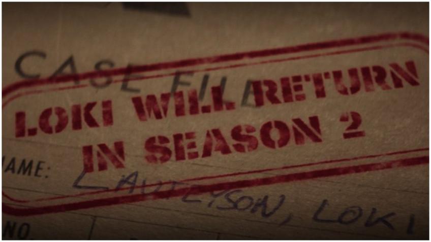 Сериал «Локи» продлили на второй сезон1