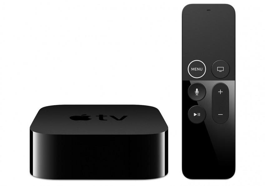 По слухам, Apple готовит телеприставку с акцентом на игры