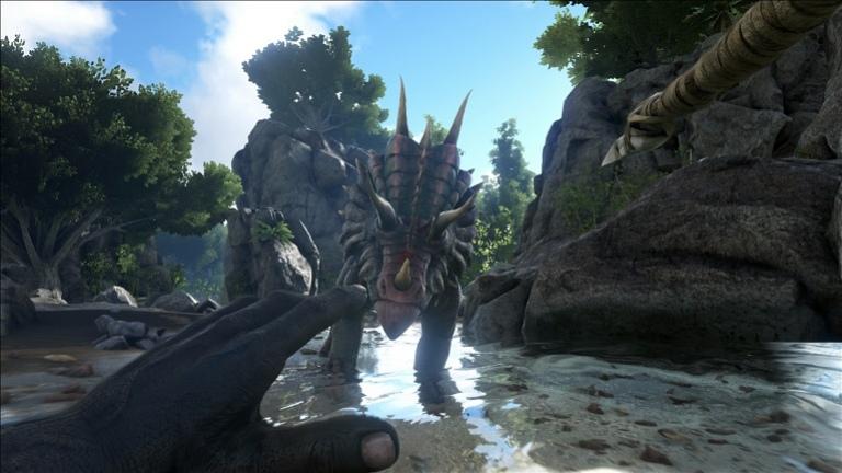В ARK: Survival Evolved на Xbox One появится кооператив