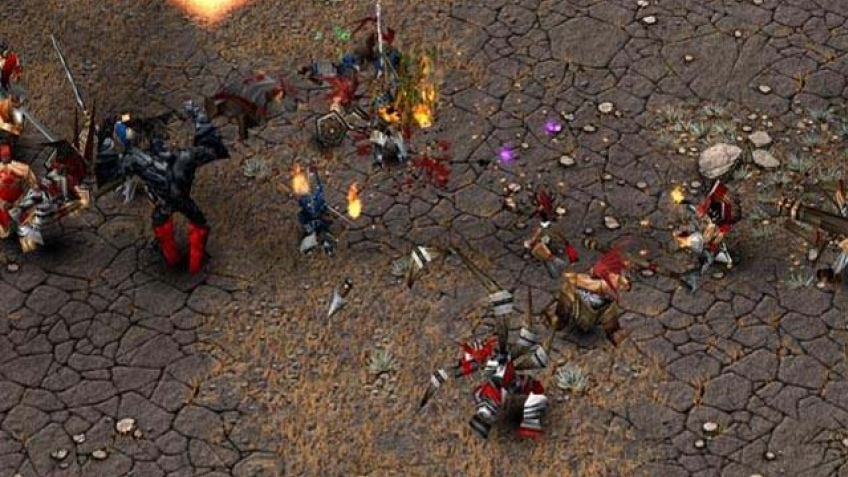 Battle Realms: открыт русский сайт
