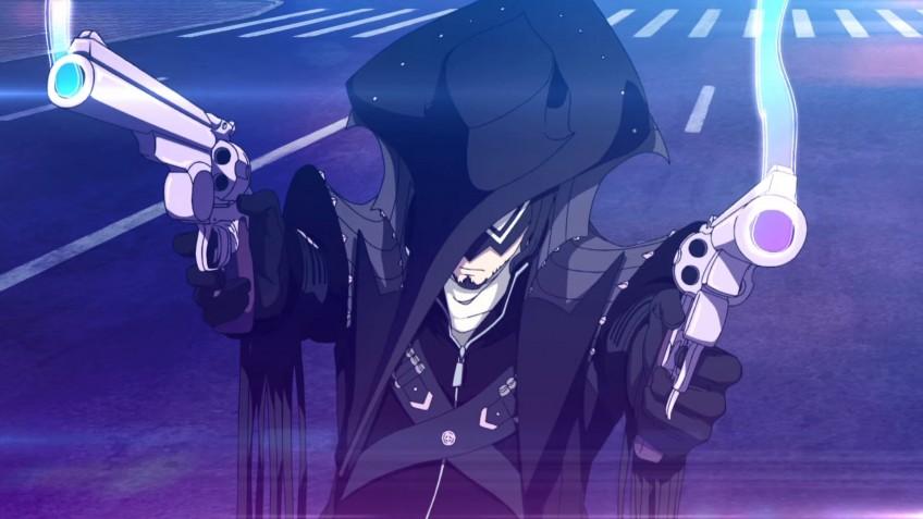 Во вступительном ролике Persona5 Scramble показан новый персонаж