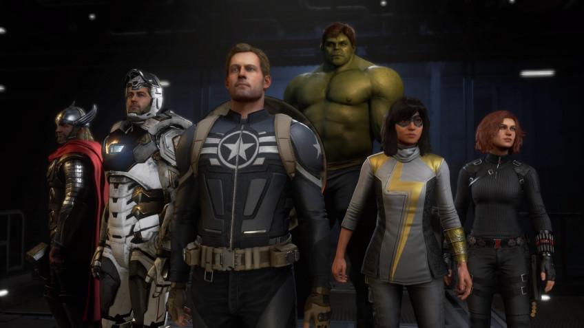 Упс: онлайн «Мстителей» в Steam оказался ниже последних Deus Ex и Tomb Raider