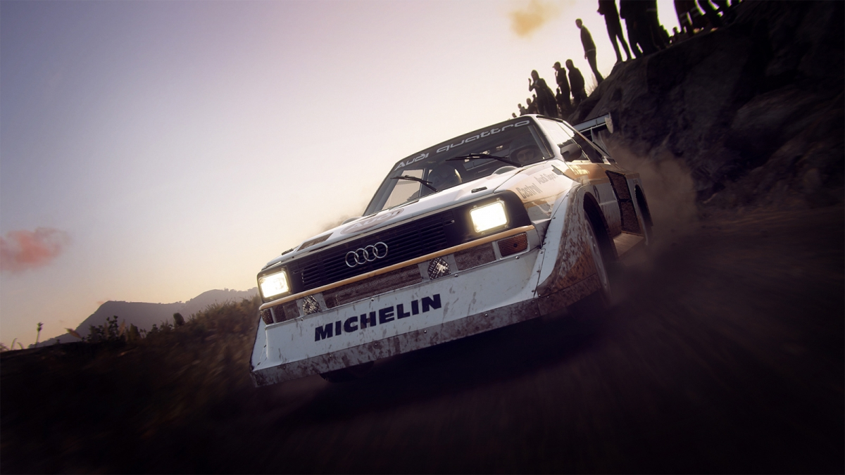 Для Dirt Rally 2.0 готовят трассы со смешанным покрытием и суперкары