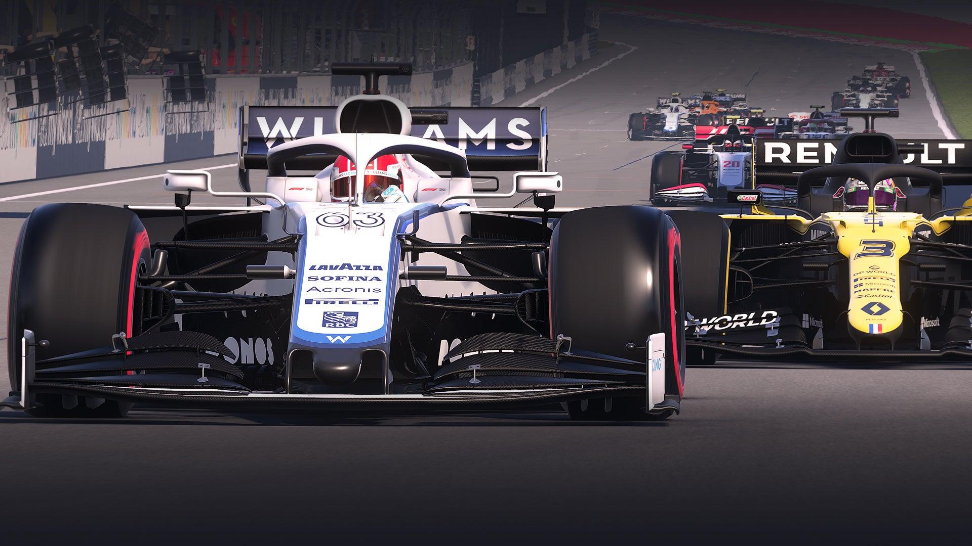 F1 2020 получила релизный трейлер