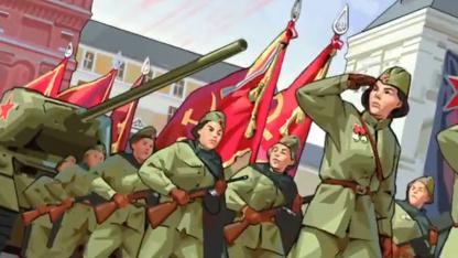 В современной эре Humankind игроков ждёт и советская культура