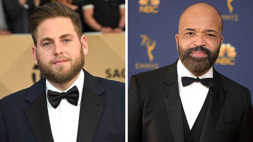 Джона Хилл и Джеффри Райт ведут переговоры о съёмках в новом «Бэтмене»