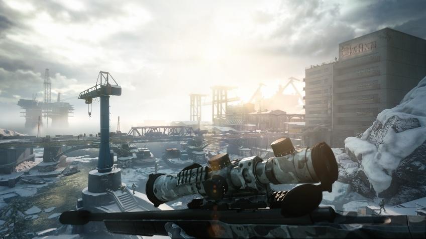 Дебютный трейлер, скриншоты и системные требования Sniper Ghost Warrior Contracts