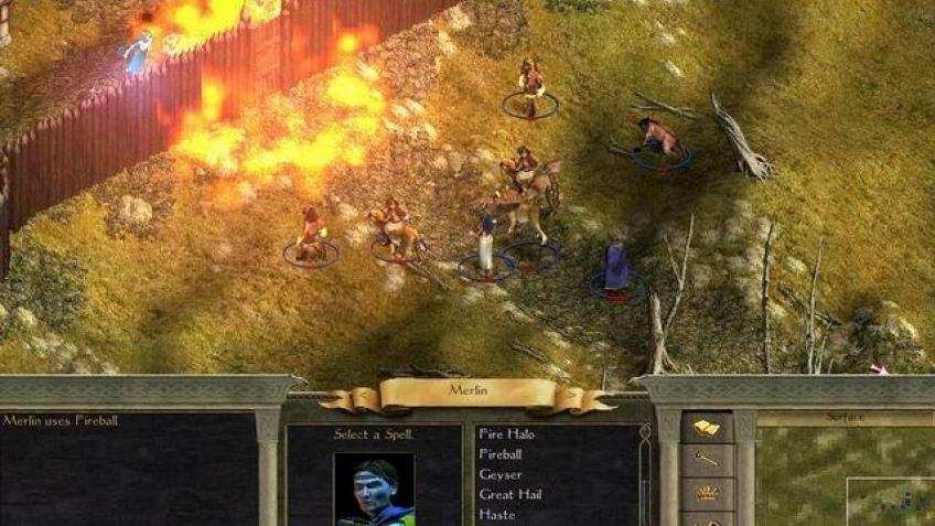 """Age of Wonders II (ru) на """"золоте"""""""