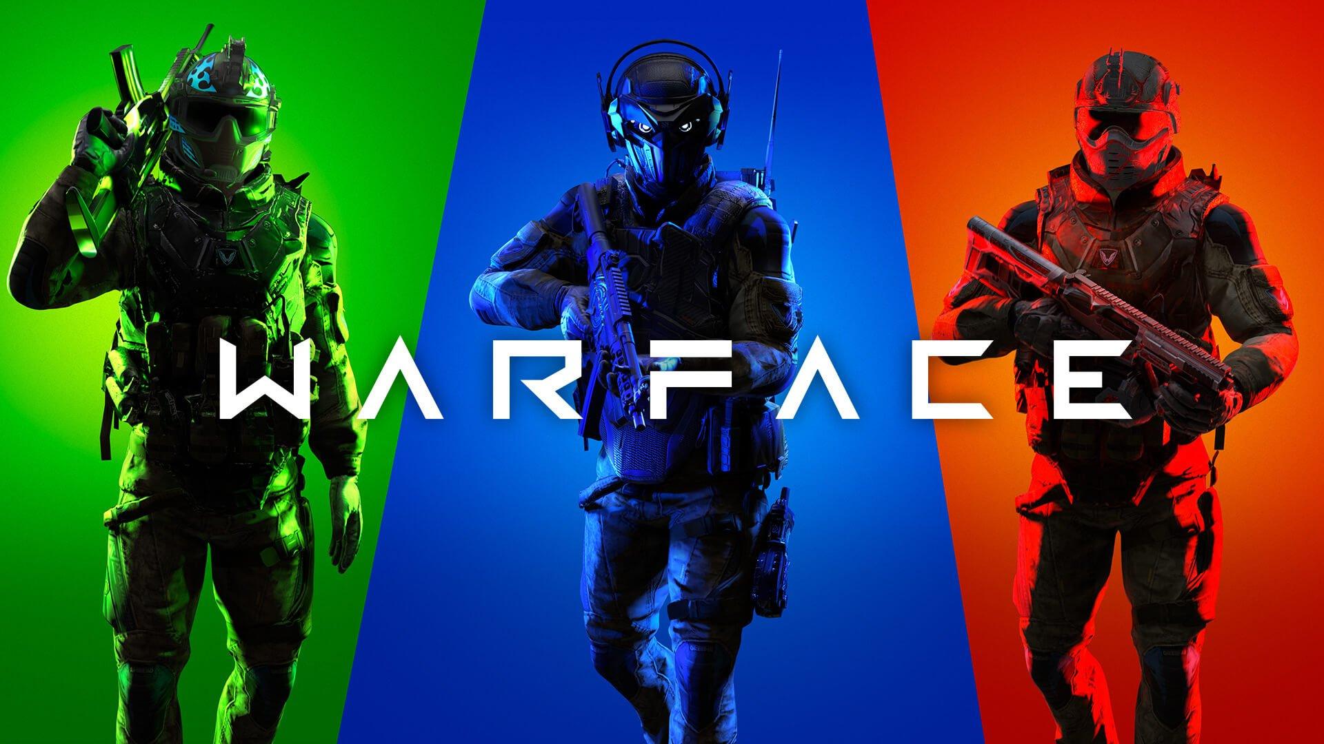 Игрокам Warface доступен кроссплей на всех консолях