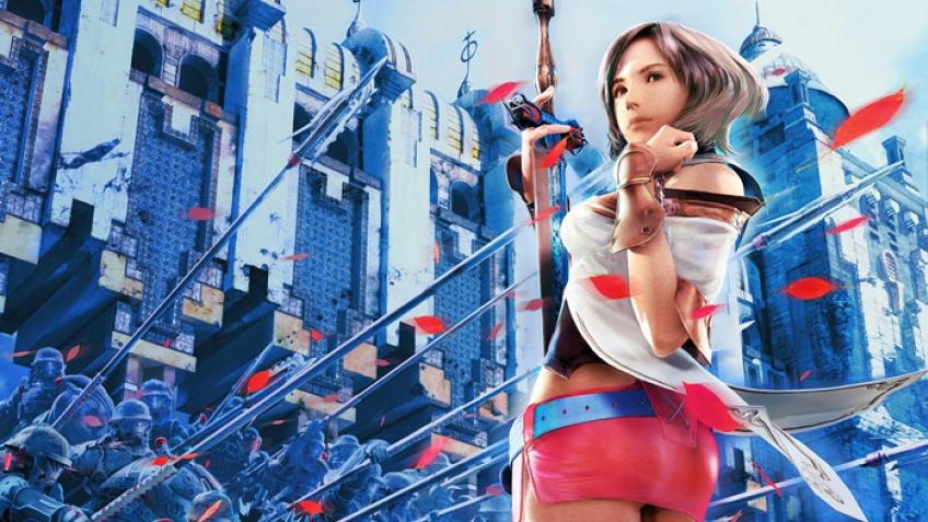 Кофейная Final Fantasy XV на E3?