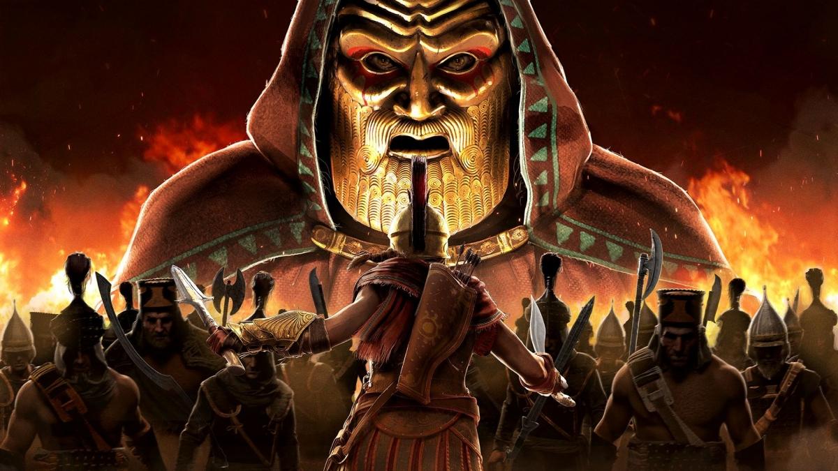 Финал истории «Наследия первого клинка» для Assassin's Creed Odyssey выйдет5 марта