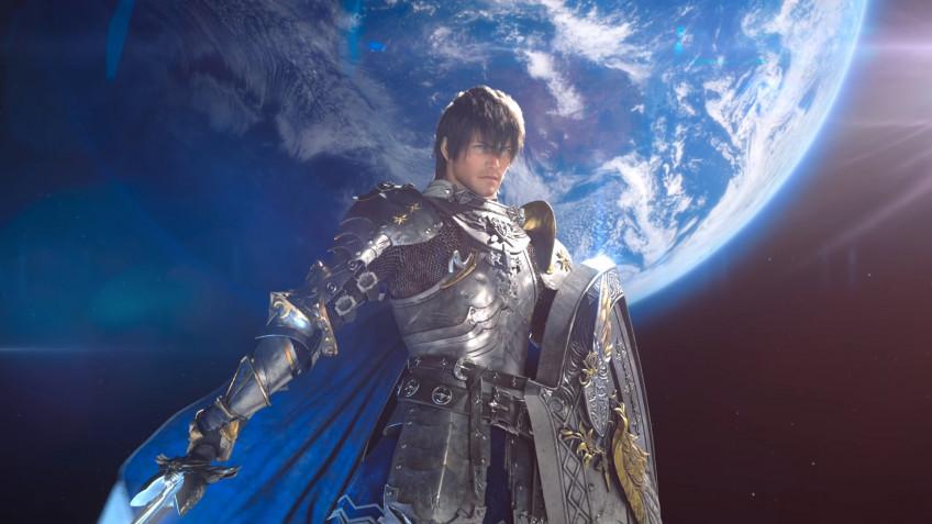 Осенью Final Fantasy XIV отправится на Луну вместе с релизом на PlayStation5