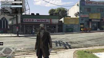 Модостроители скрестили GTA5 и Watch_Dogs, Fallout4 и Star Wars