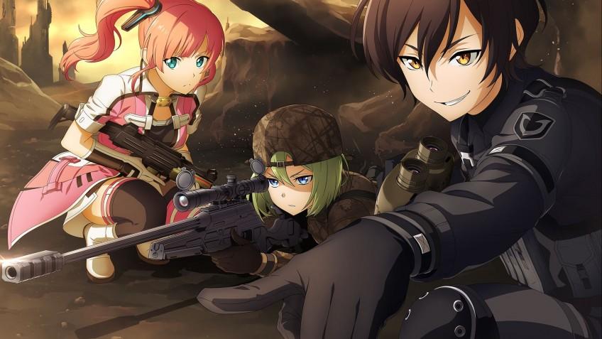 Для Sword Art Online: Fatal Bullet выпустят полное издание