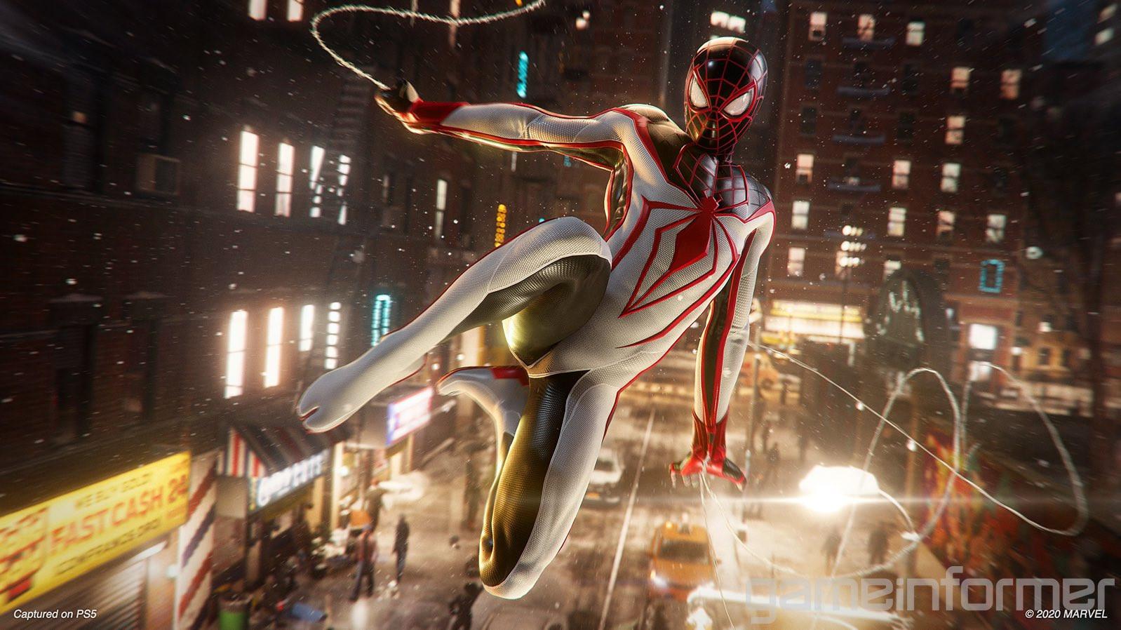 Свежий ролик «Человека-паука: Майлз Моралес» посвящён стелсу