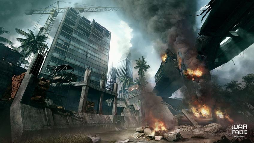 Crytek закрывает офисы