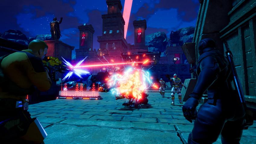 Командный шутер G.I. Joe: Operation Blackout выйдет13 октября