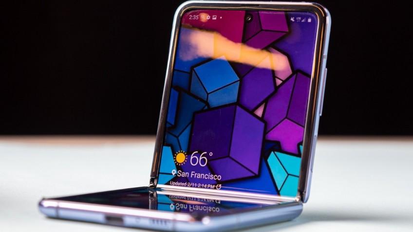 Samsung показала процесс сборки Galaxy Z Flip