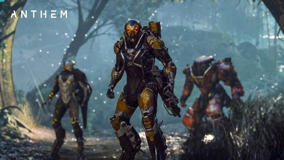 EA планирует развивать Anthem на протяжении десяти лет
