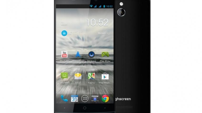 Highscreen Boost 2: смартфон с аккумулятором на 6000 мАч
