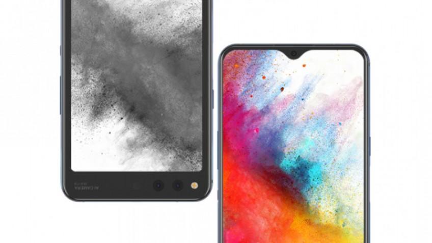 Смартфон Hisense A6L представлен официально — два экрана, один из них E-ink