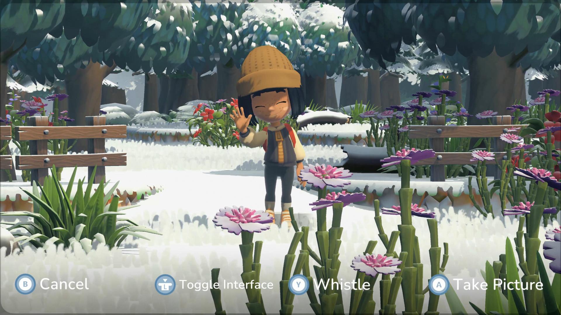 В Hokko Life добавили шапки, маски и фоторежим
