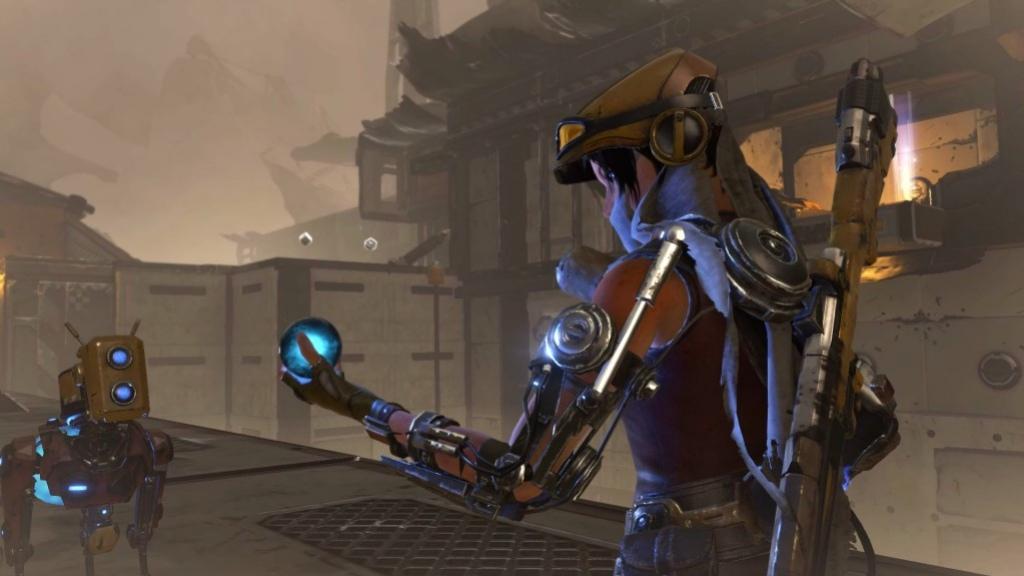 ReCore получит поддержку HDR на Xbox One S в следующем году