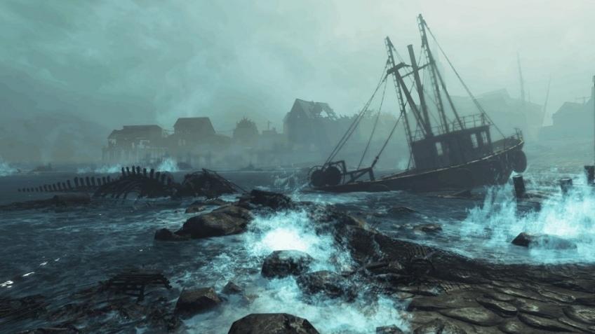 Bethesda рассказала, насколько большим будет дополнение Far Harbor для Fallout4